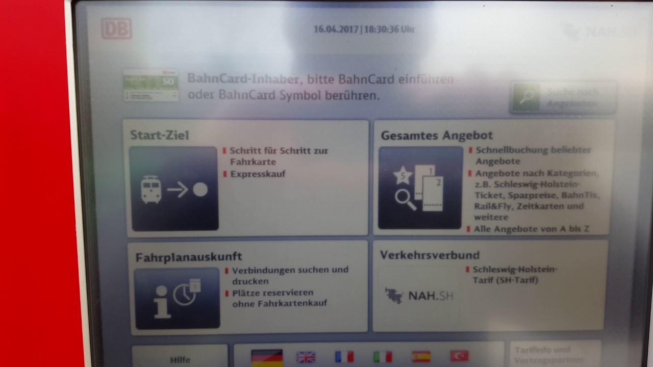 Schleswig Holstein Ticket Online Kaufen