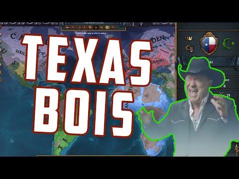 Texas Bois Fighting Poland to help Incas form Russia