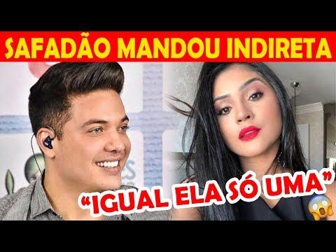 WESLEY SAFADÃO MANDA INDIRETA PARA MILEIDE MIHAILE EM NOVA MÚSICA 'IGUAL ELA SÓ UMA'