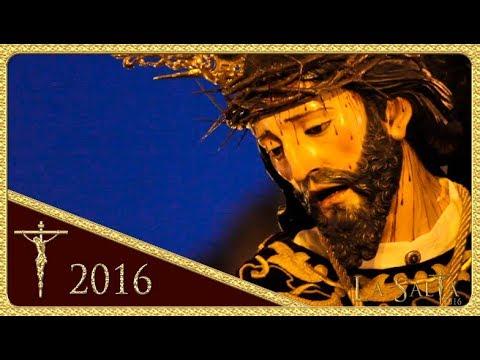 Jesús con la Cruz al Hombro por Laraña - Hermandad del Valle (Sevilla 2016 - Semana Santa)