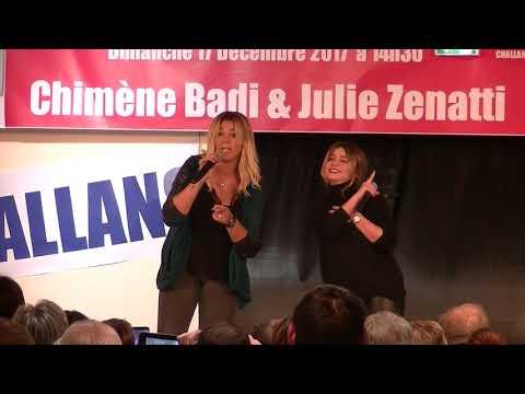 Chimène Badi & Julie Zenatti