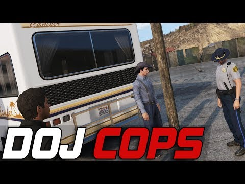 Dept. of Justice Cops #203 - Spanishcat Confusion (Criminal)