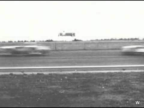 1956 Indy500 AccidentMarredJourney