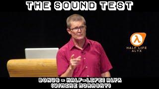 THE SOUND TEST Bonus - Mike Morasky Interview (Half-Life: Alyx)
