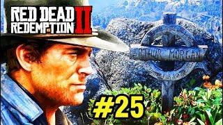 Red Dead Redemption 2 #25: ĐI THĂM MỘ ARTHUR ... NƯỚC MẮT LẠI CHỰC TRÀO !!!