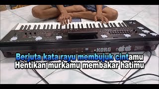 Cover Mengejar Badai Karaoke Dangdut Koplo Instrument Keyboard No Vokal