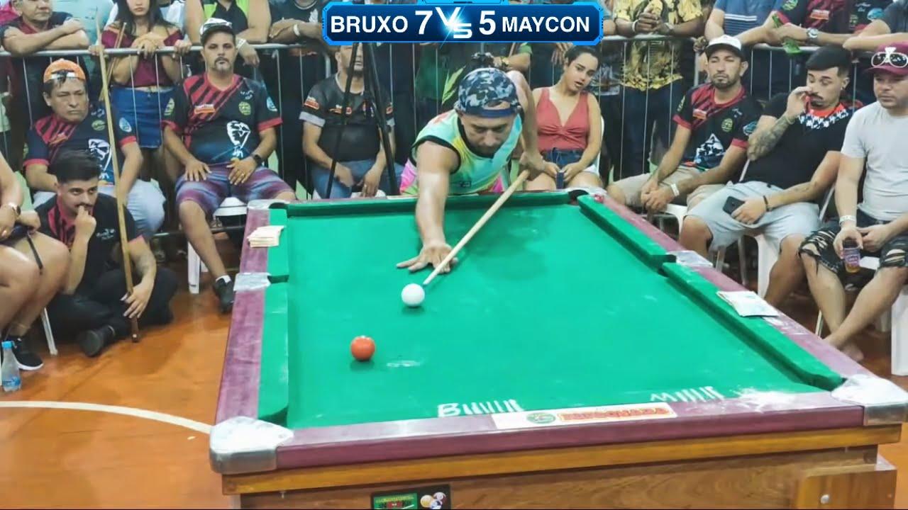 A Revanche : Baianinho De Mauá VS Maycon De Teixeira De Freitas. ( R$: 10.000 )