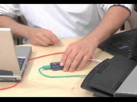 Usb Auto 2 Port Switch Hot Key 1
