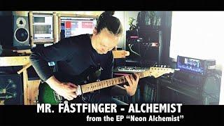 Mr. Fastfinger - Alchemist -  Mika Tyyskä. Progressive Instrumental Rock.
