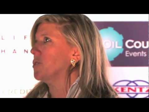 OIL COUNCIL: Stacey Kivel Interview,  Oil Council World Assembly.