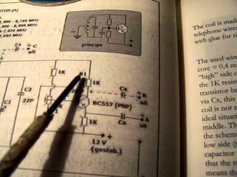 shortwave radio VFO oscillator circuit
