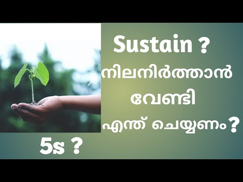 What is mean by sustain | sustainability | sustain ennal enth aanu