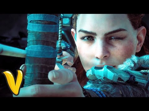 INTO THE WILD BEYOND THE EMBRACE! :: Horizon Zero Dawn Gameplay Episode 7