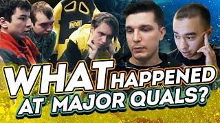 #NAVIVLOG: What happened at Major quals?