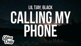 Lil Tjay Calling My Phone Ft 6lack