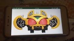 Kamen Rider Kiva Driver Apk