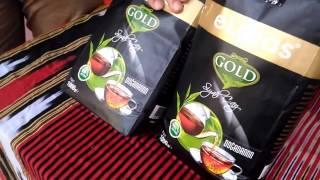 Elmas Gold Çay Giresun Günlerinde