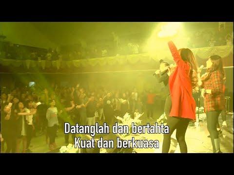 NDC Worship - Datanglah Dan Bertahta / Great Is Our God (Live Performance)