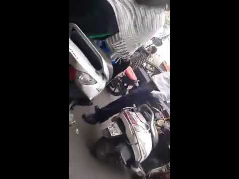 In Indore rajwaba traffic police take a money without recept
