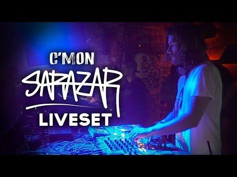 SARAZAR LIVE @ C'MON Gamescom Aftershow 2017 (House Set)