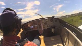 Flying Puget Sound