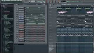 FL Studio DnB Drums & EQ tutorial