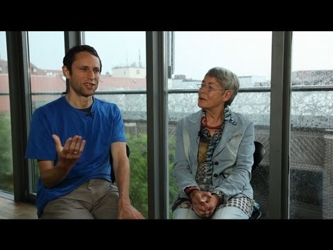 Charles Eisenstein and Prof. Margrit Kennedy - changes in the money system