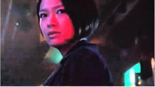 榮倉奈々さん主演の黒の女教師の第1話で、愚か者!と叫ぶシーンです。