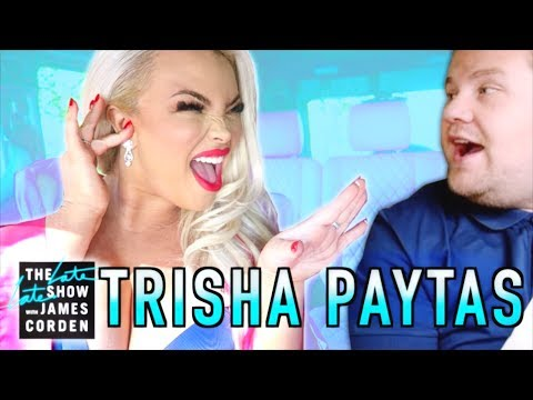 Trisha Paytas Carpool Karaoke