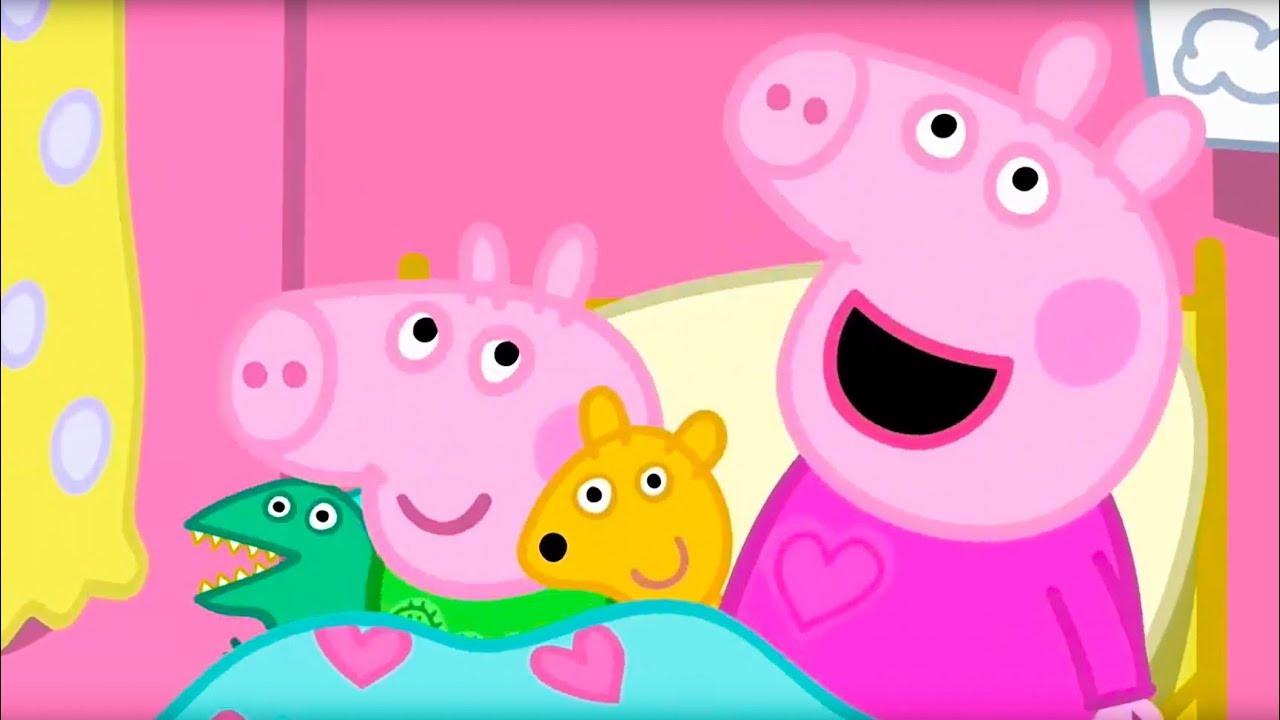 Свинка Пеппа на русском все серии подряд | Доброе Утро Пеппы | Мультики