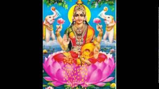 Sri Mahalakshmi Ashtakam- S. Sowmya