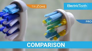 oral b pro vs trizone series what s the difference