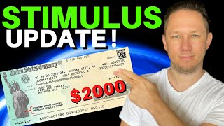 New Update: JUST IN Retroactive $2000/month Second Stimulus Check