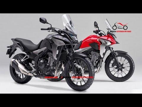 New Honda 400X model 2019 | 2019 Honda 400x Two version | HONDA 400X Grand Prix Red/black metallic