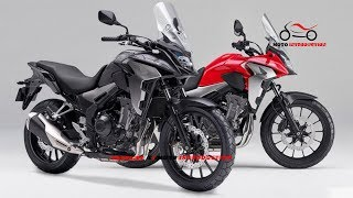 New Honda 400X model 2019   2019 Honda 400x Two version   HONDA 400X Grand Prix Red/black metallic