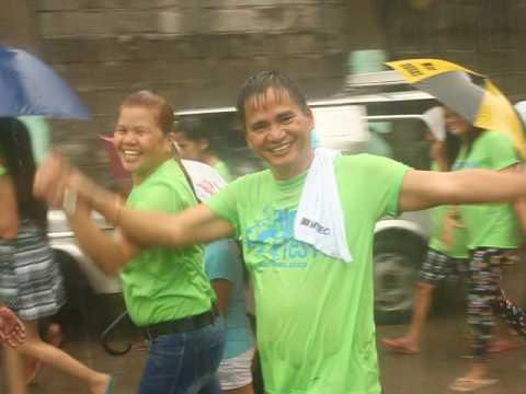 Fiesta 2016 Prosisyon Ng Mahal na Paton ng Brgy Diezmo St. felix of Cantalice