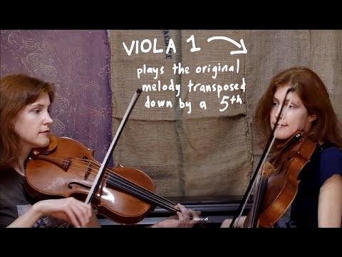 Folk Viola Duet