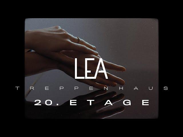 LEA | Treppenhaus | 20. Etage