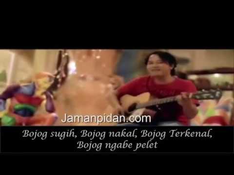 Lirik Lagu Bali Ray Peni   Takut Jak Bojog