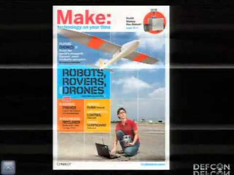 DEFCON 20: Drones!