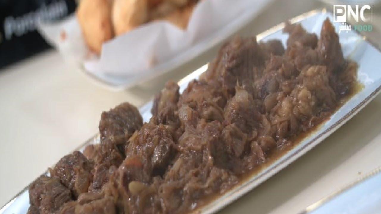 طريقة عمل كباب حلة بالبصل | المطعم مع الشيف محمد حامد