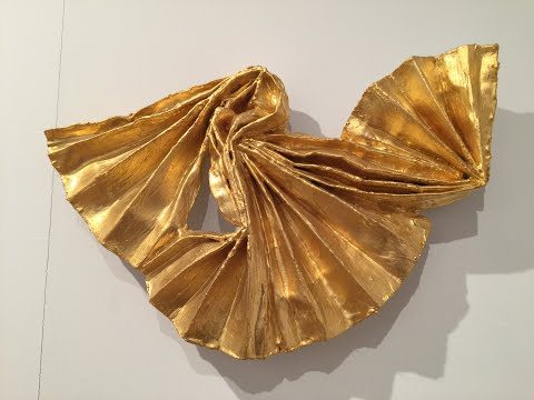 """Lynda Benglis, """"In The Realm Of The Senses"""", The Museum Of Cycladic Art, Athens"""