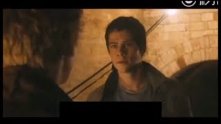 Vostfr deleted scene gally newt thomas outrun a train maze vostfr talk in the tunnels deleted scene gally newt ccuart Image collections