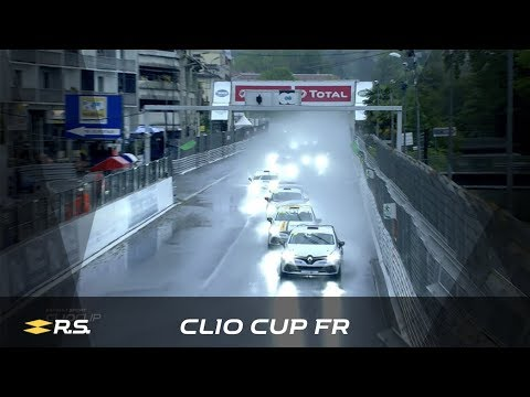 2018 Clio Cup France - Round 2 - Pau GP - Race 1 Highlights