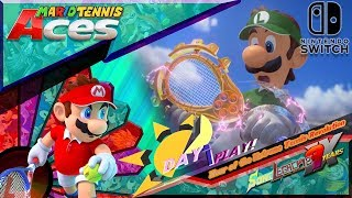 Day 1 Play! - Hour of the Extreme Tennis Revolution - Mario Tennis Aces