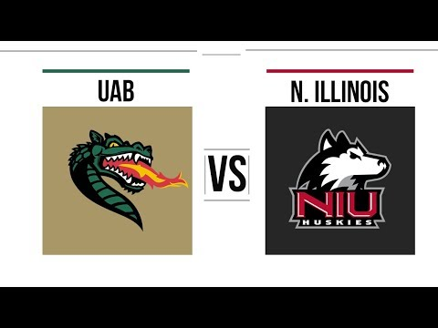 2018 Boca Raton Bowl UAB vs Northern Illinois Full Game Highlights