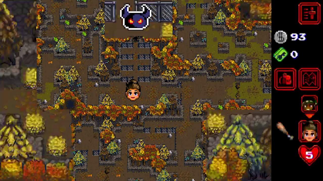 Stranger Things: The Game Walkthrough – Forest Maze