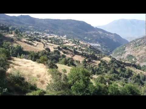 LA ALPUJARRA OFFICIAL VIDEO - CAPILEIRA,BUBION,PAMPANEIRA