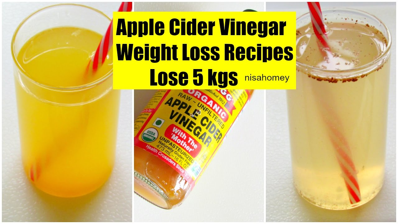 Apple Cider Vinegar For Weight Loss Lose 5 Kgs Fat Cutter