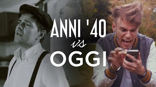 ANNI 40 VS OGGI - Le Differenze - iPantellas
